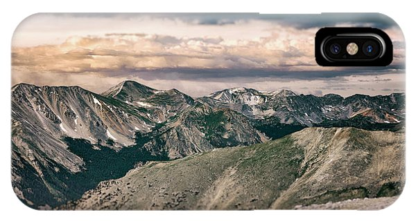 Mountain Vista Phone Case by Garett Gabriel