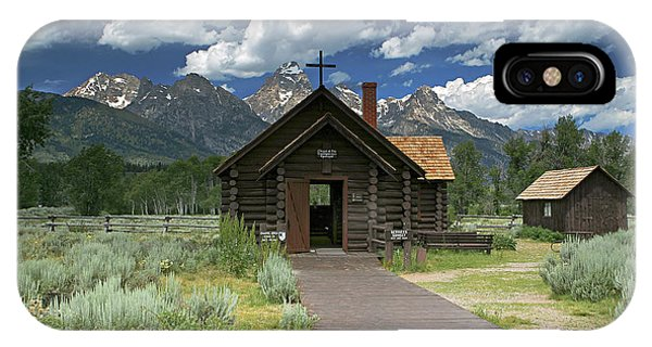 Mountain Worship IPhone Case