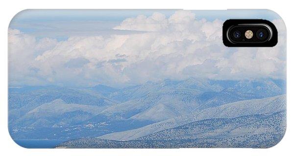 Mountains Far Away  3 IPhone Case