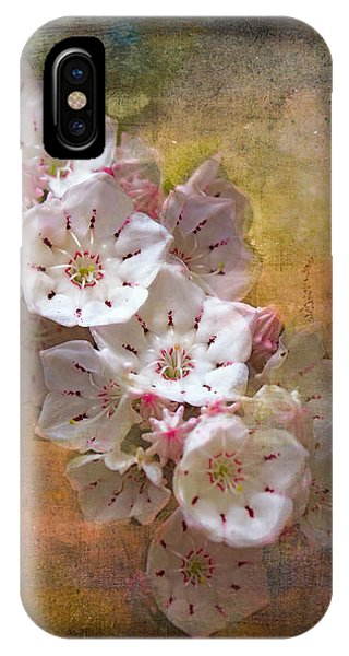 Mountain Laurel IPhone Case