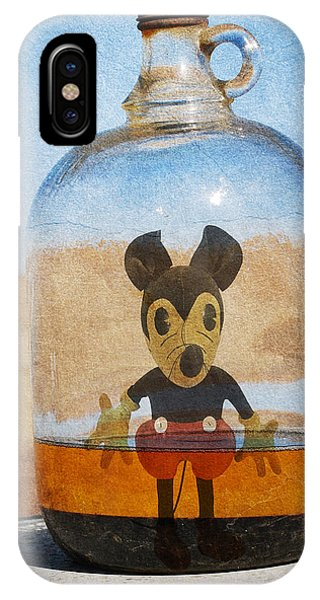 Mouse In A Bottle  IPhone Case