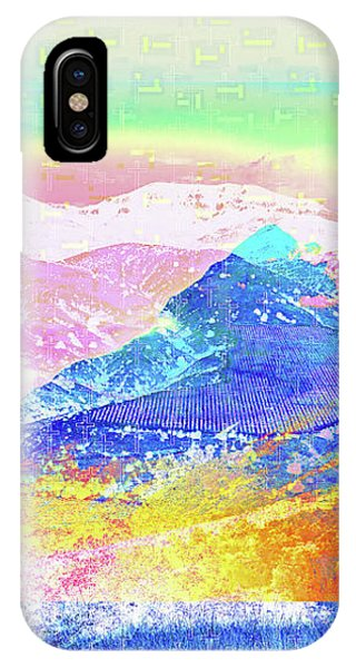 Move Mountain IPhone Case