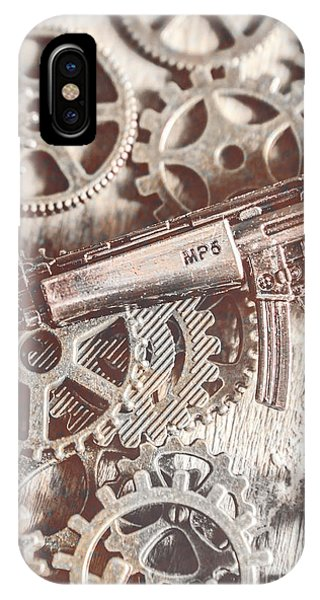 Working iPhone Case - Movement Of Military Arms by Jorgo Photography - Wall Art Gallery