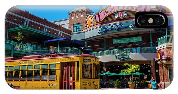 Trolley Car iPhone Case - Movico by Marvin Spates