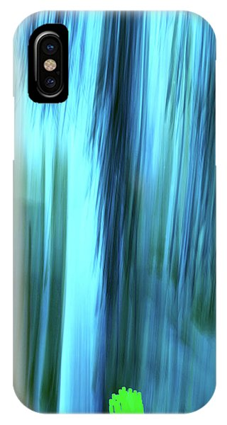 Moving Trees 37-15portrait Format IPhone Case