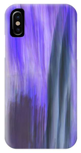 Moving Trees 37-36 Portrait Format IPhone Case