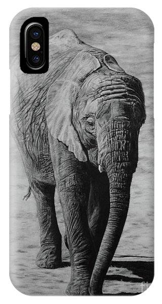 Mpumi IPhone Case