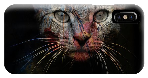 Colourful iPhone Case - Mr Bo by Paul Lovering