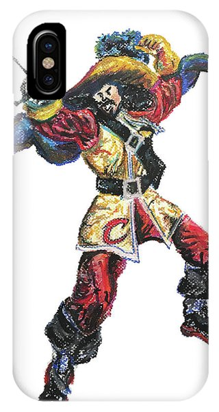 Kyrie Irving iPhone Case - Mr. Cavalier by Patrick Geyser