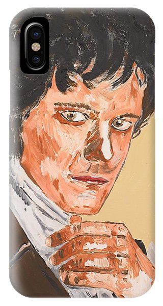 Mr. Darcy IPhone Case