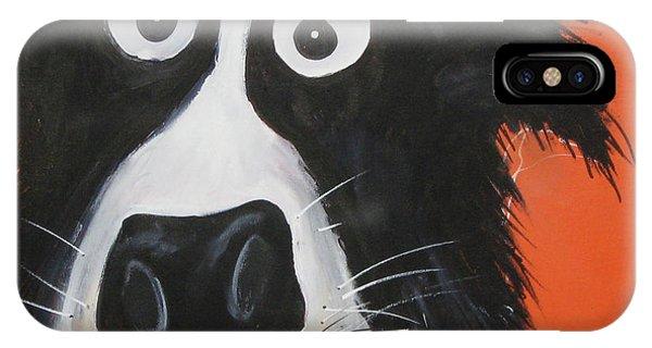 Mr Dog IPhone Case