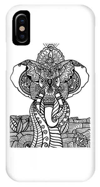 Mr. Elephante IPhone Case