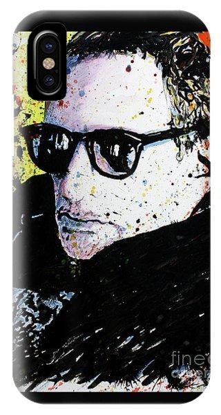 Mr Fagen IPhone Case