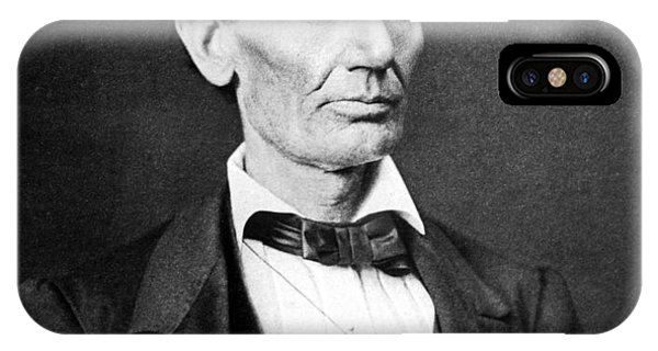 American iPhone Case - Mr. Lincoln by War Is Hell Store