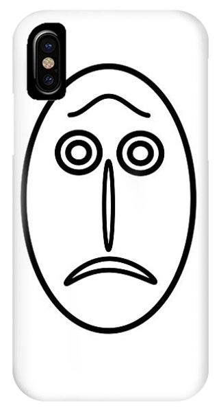 Mr Mf Is Helpless IPhone Case