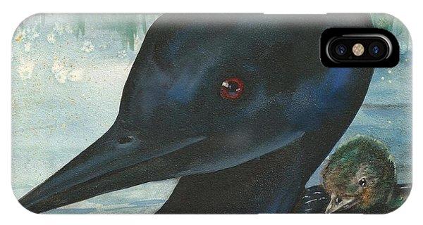 Mr. Moon IPhone Case