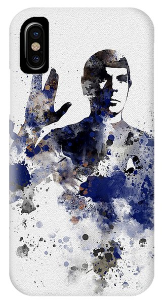 Nerd iPhone Case - Mr Spock by My Inspiration
