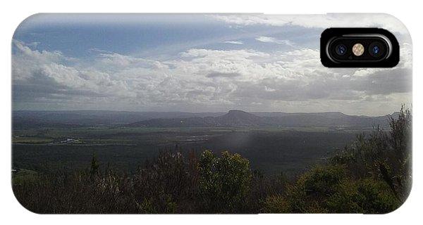 Mt Coolum IPhone Case