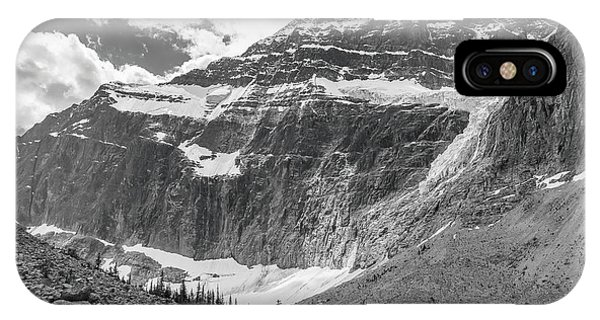Mt. Edith Cavell IPhone Case