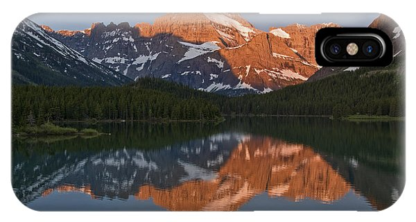 IPhone Case featuring the photograph Mt. Gould by Gary Lengyel