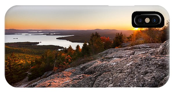 Mt. Major Summit IPhone Case