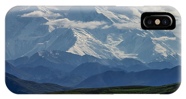IPhone Case featuring the photograph Denali by Gary Lengyel