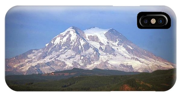 Mt. Rainier IPhone Case