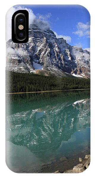 Mt Refection IPhone Case