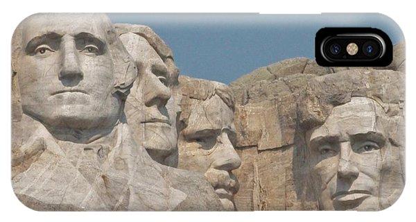 Mt. Rushmore IPhone Case
