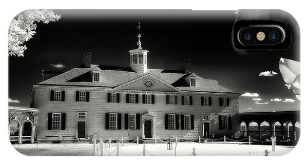 Mt Vernon IPhone Case