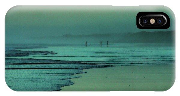 Muawai Sunset IPhone Case