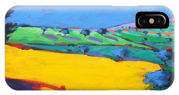 English Village iPhone Case - Much Marcle  by Paul Powis