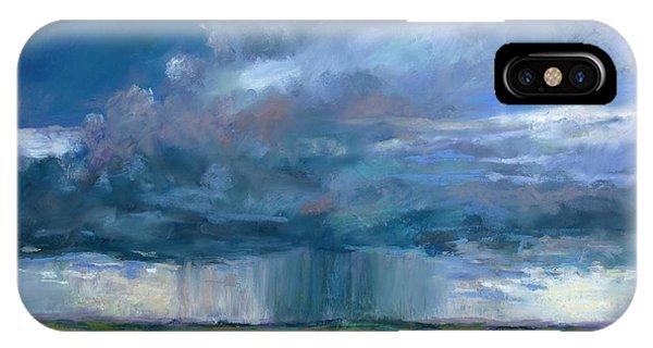 Much Needed Rain IPhone Case