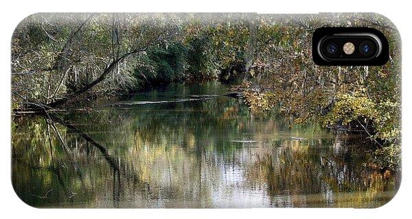Muckalee Creek IPhone Case