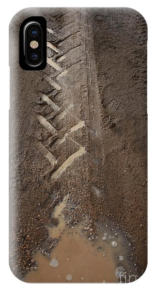 IPhone Case featuring the photograph Mud Escape by Stephen Mitchell