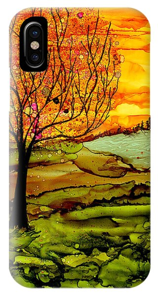 Muddy Fall IPhone Case