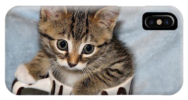 Mug Kitten IPhone Case