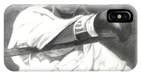 Young Cassius Clay IPhone Case