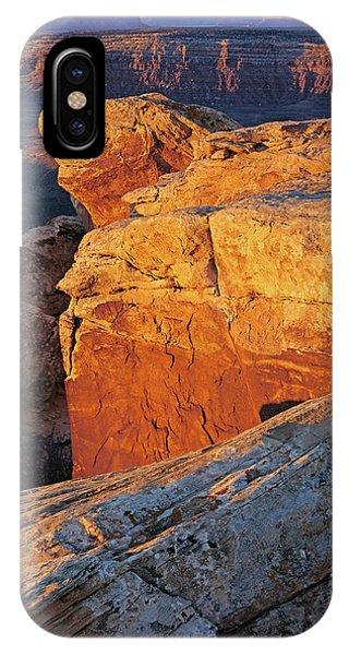 Muley Point Sunrise-v IPhone Case