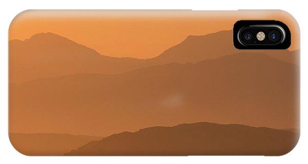 Mull Sunrise IPhone Case