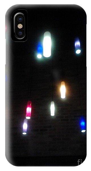 Multi Colored Lights IPhone Case