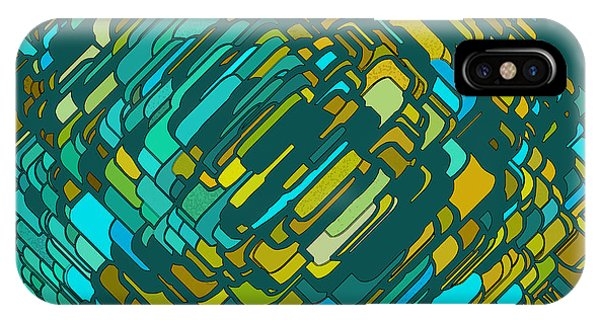 IPhone Case featuring the digital art Multiple Open Tabs 2 by Joy McKenzie