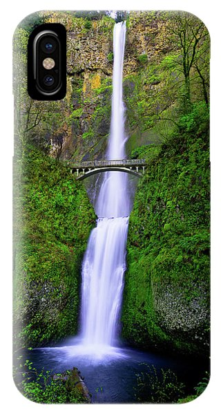 Hiking iPhone Case - Multnomah Dream by Chad Dutson