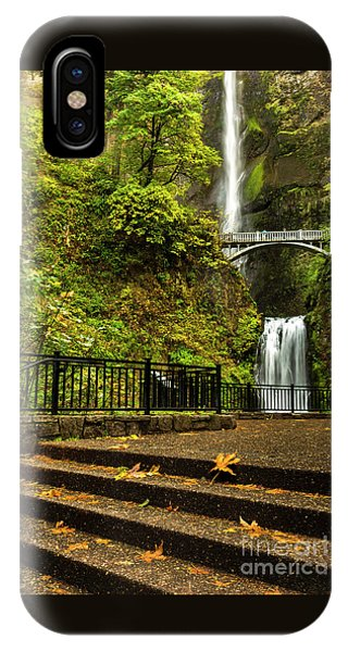 Multnomah Falls,oregon IPhone Case