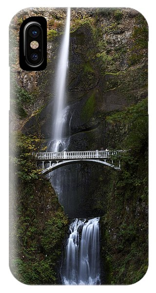 Multonomah Falls IPhone Case