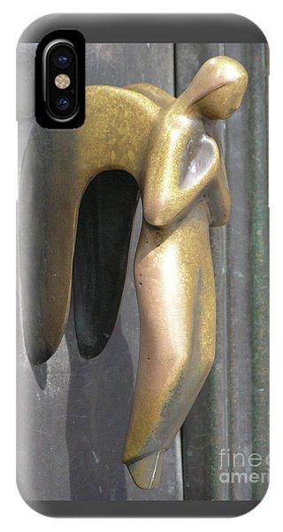 Munich Angel IPhone Case