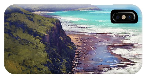 Nature Scene iPhone Case - Munmorah State Conservation Area by Graham Gercken