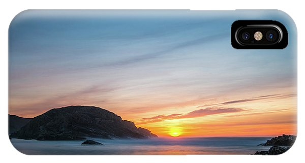 Murder Hole Beach IPhone Case