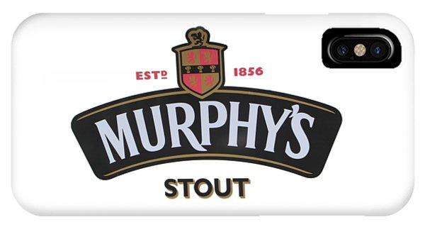 Murphys Irish Stout IPhone Case