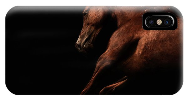 Muscle And Motion IPhone Case